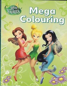 Disney-Fairies-Mega-Colouring-Book-Paperback