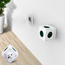 Allocacoc PowerCube Original Power Socket DE Plug 5 Outlets Adapter 16A 250V