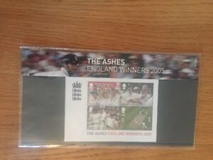 2005-The-Ashes-Royal-Mail-Mint-Stamps-Presentation-Pack