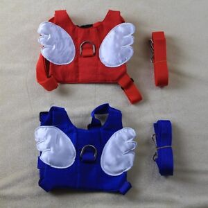 Baby Kid Walking Safety Anti Lost Belt Backpack Harness