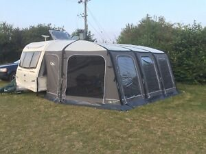 Sunncamp Icon Air Inflatable Full Caravan Awning Size 16 ...