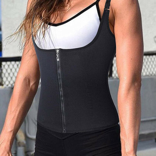 Fajas Reductoras Colombianas Body Shaper Vest Waist Trainer Tummy Control Corset