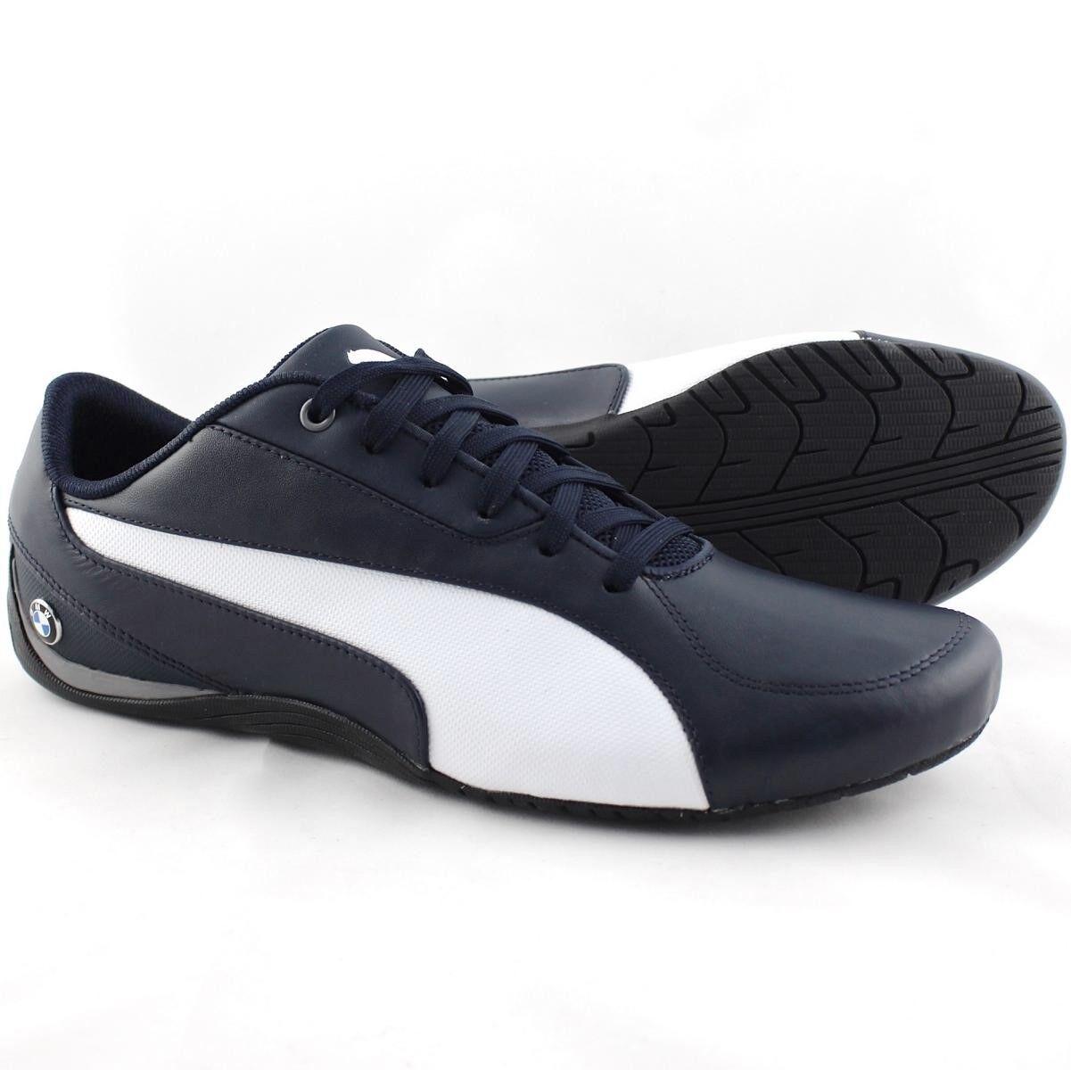 Puma bmw MS Drift Cat 5 305783 02 Motorsport calcetines cortos zapatos caballero zapatos