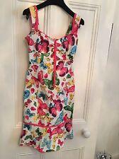 Karen Millen cotton Dress Size 6-8