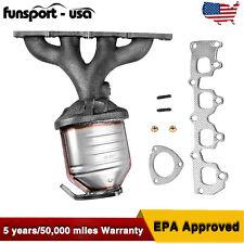 Catalytic Converter Manifold For Chevy Malibu Pontiac G6 Saturn Aura 22 24 Fits Pontiac G6
