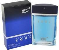 Mont Blanc Presence Cool Cologne Men Eau De Toilette Spray 2.5 Oz Fragrance