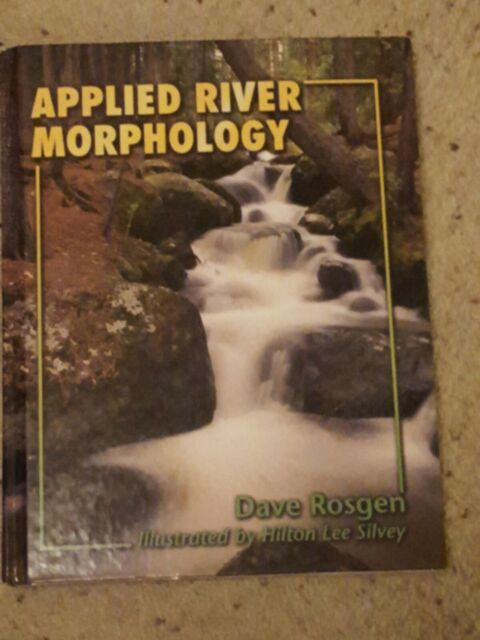 Rosgen d. 1996 applied river morphology