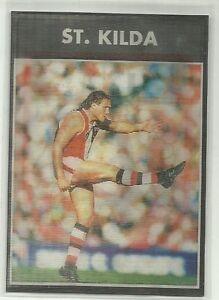 Image Is Loading 1992 AFL ST KILDA TONY LOCKET MASCOT LADDER