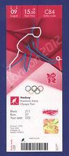 Orig.Ticket   Olympic Games LONDON 2012 - HOCKEY 1/2 FINAL  AUSTRALIA - GERMANY