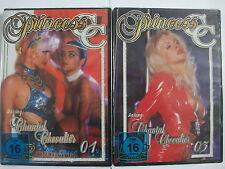 Princess Chantal Chevalier Sammlung - 1 + 3 CC - traumhafte Erotik mit Superstar