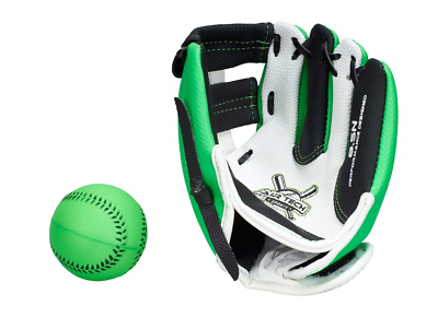 "Franklin Teeball Fielding Glove-air-tech Sport (con Ball), 8,5"", Baseball,-mostra Il Titolo Originale"