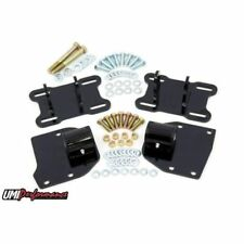 UMI Performance LSX Motor Mount Hardware Kit UMI-2997 Camaro Firebird El Camino