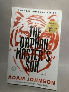 The Orphan Master's Son by Adam Johnson (2012, Paperback) - Free Shipping