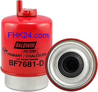 Baldwin Kraftstofffilter für Case, New Holland, Massey Ferguson, Fendt, WK8140