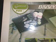 Fox Warrior Bivvy Table Carp fishing tackle