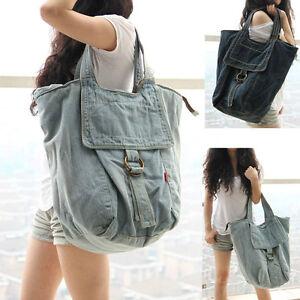 women's handbag Denim high-capacity /shoulder/totes/shoppers/hobo ...