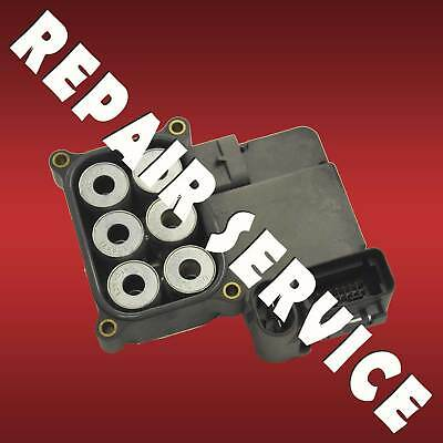 GM Silverado Sierra GMC Chevy ABS Module ebcm Repair Service Kelsey 325