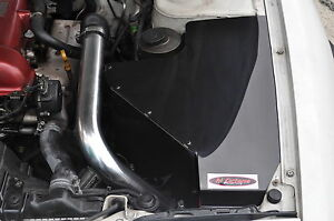 Image is loading Pod-Filter-Air-Box-Suits-Nissan-Silvia-S13- & Pod Filter Air Box Suits Nissan Silvia S13 180sx SR20DET turbo | eBay Aboutintivar.Com