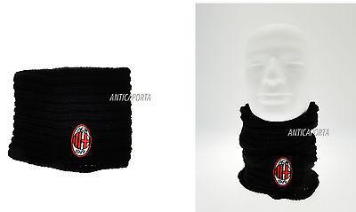 Cooperativa Scaldacollo Milan Originale Ufficiale Ac Milan 2015 - 2016 Sciarpa Sciarpe Caldo