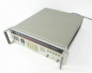 HP-Agilent-3325A-Synthesizer-Function-Generator-w-OPT-01-amp-02