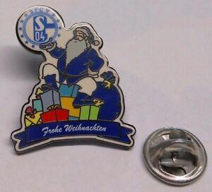 Pin-Anstecker-Frohe-Weihnachten-Fan-Club-Verband-Edit-FC-Schalke-04-35