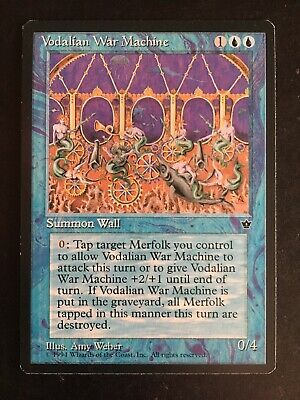 1x Hymn To Tourach Fallen Empires Ed MTG Magic The Gathering MP Cond English
