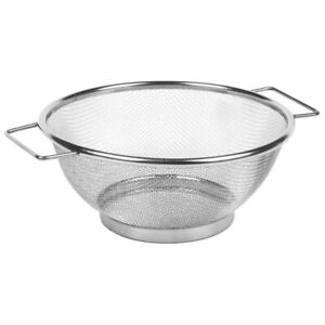 Stainless-Steel-Fine-Mesh-Strainer-Bowl-Drainer-Vegetable-Sieve-Colander-Sif-A10