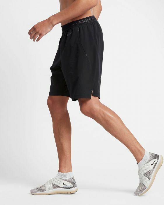 Mens NIKE LAB Essentials Fly Vent shorts Large 867230-010