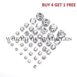 A-Coudre-Strass-Transparent-Cristaux-Diamants-pour-Mariage-Couture-AAA-Grade