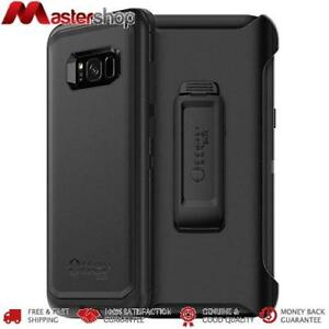 promo code b4803 bf5b9 Details about OtterBox Defender Case for Samsung Galaxy S8+ Plus - Black