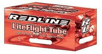 Redline Lite Flight bicycle tube 24 x 1.50//1.75 schader valve