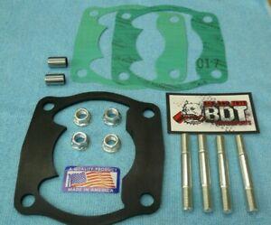 "HONDA ATC 250R ATC250R BDT MOTORSPORTS ENGINE CYLINDER BASE GASKET .020/"" NEW USA"