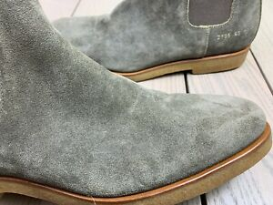 COMMON PROJECTS CHELSEA BOOT WAXED