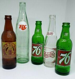Zimba Kola Soda Bottle Acl Antique Vintage New York | eBay