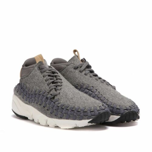 grigio Footscape Chukka vela 9 Se Men lana 002 5 857874 Nike Vacchetta a in Air tessuto nYY70qPr