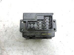 03 zr1000 zr z 1000 z1000 a kawasaki fuse box image is loading 03 zr1000 zr z 1000 z1000 a kawasaki