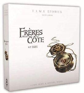 Time-stories-T-I-M-E-Stories-Freres-de-la-cote-Jeu-de-societe-Extension