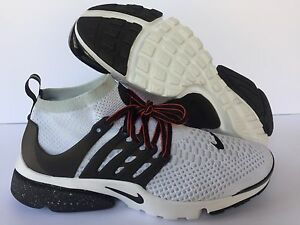 watch 4e3ef a9e79 ... norway image is loading women nike id air presto black white running  6a0bf 99200