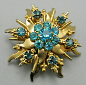My Grandma S Vintage Jewelry Fleur De Lis Flower Brooch