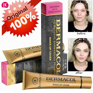 100-ORIGINAL-DERMACOL-HAUTE-COUVRANCE-WATERPROOF-HYPOALLERGENIQUE-FILM-STUDIO