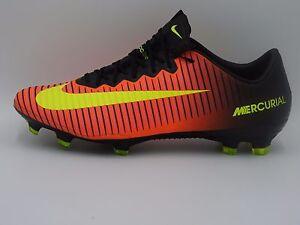 sports shoes c262e 773ff Image is loading Nike-Mercurial-Vapor-XI-FG-ACC-Soccer-Cleats-
