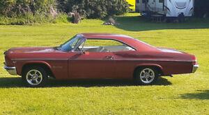 Classic 1966 SS Impala