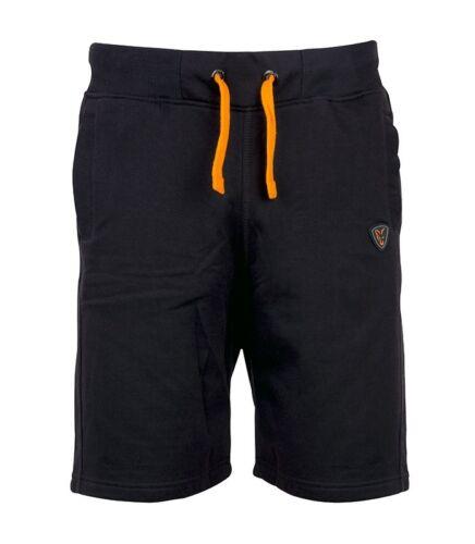 Fox Black Orange Lightweight Joggers Short Hose kurze Hose Angelhose Sommerhose