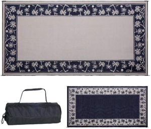 Camping Rugs For Outside Your Rv 9x18 Mat Outdoor Patio
