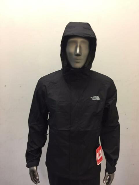 The North Face Men s Venture 2 Waterproof Shell Dryvent TNF Black Sz ... 871fdf961