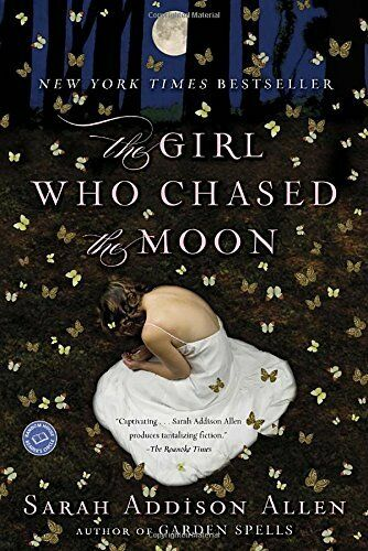 1 of 1 - The Girl Who Chased the Moon by Allen, Sarah Addison 0553385593 The Cheap Fast