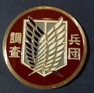Scout-Regiment-Challenge-Coin