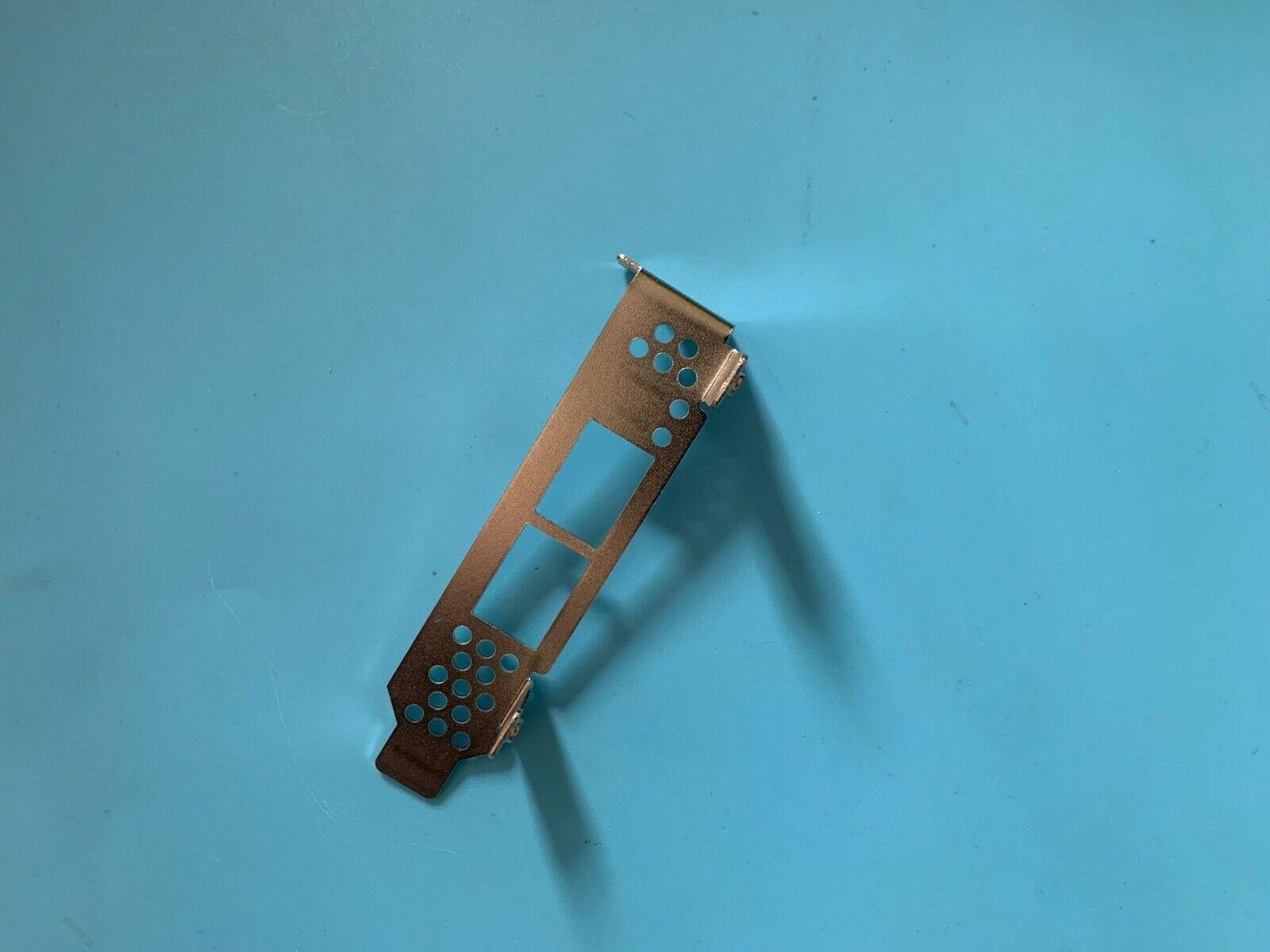 50PCS Low Profile bracket for Chelsio T520-CR T420-CR T520-LL-CR T520-SO-CR