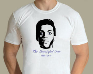 Prince - The Beautiful One T-shirt (Jarod Art Design)