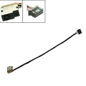 HP-ENVY-17-j053ea-120w-Conector-DC-alimentacion-cc-Conector-Cable